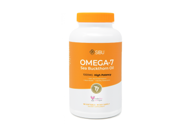 New Omega 7 Support Bottle